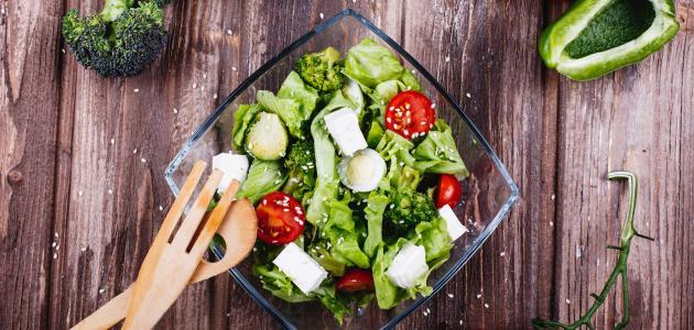 صورة جديد النظام الغذائي النباتي وفوائده وأضراره