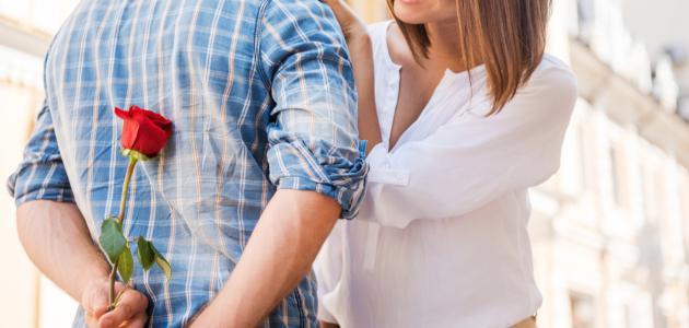 صورة جديد علامات الحب عند الرجل الصامت