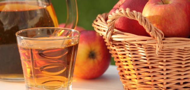 صورة جديد طريقة عمل عصير التفاح