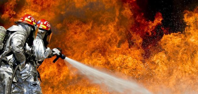 صورة جديد كيفية مكافحة الحرائق