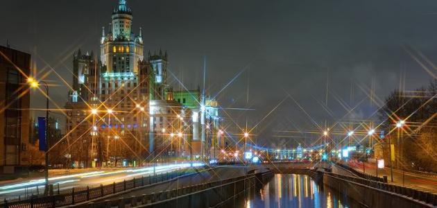 صورة جديد أين تقع مدينة موسكو