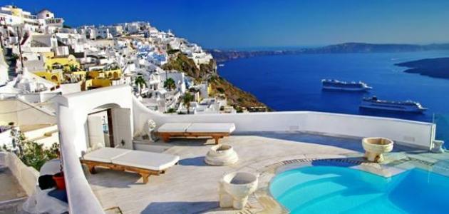 صورة جديد جزر سياحية في اليونان
