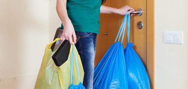 صورة جديد ترشيد التعامل مع النفايات المنزلية