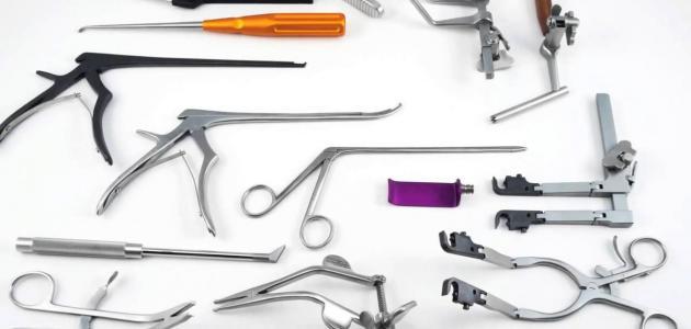 صورة جديد أدوات الجراحة