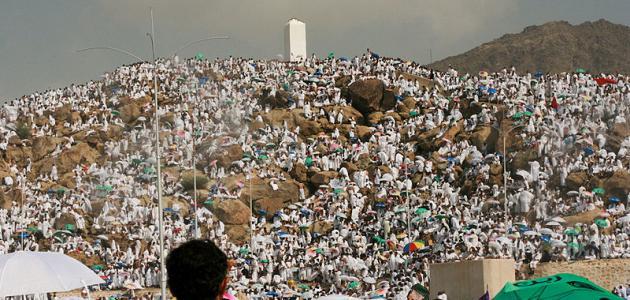 صورة جديد أهمية جبل عرفات