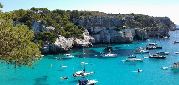 صورة جديد أين تقع جزر البليار في إسبانيا
