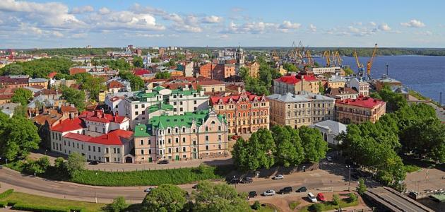 صورة جديد أقرب مدينة روسية إلى فنلندا