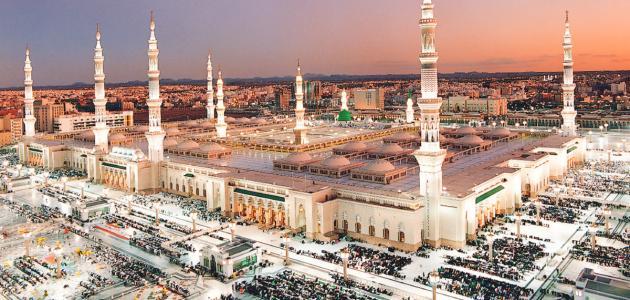 صورة جديد الصلاة في المسجد النبوي