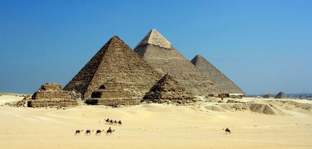 صورة جديد أكبر أهرامات الجيزة