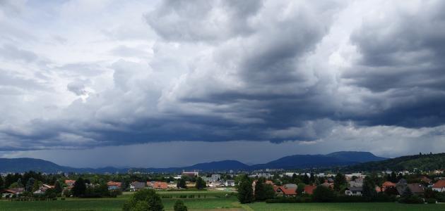 صورة جديد ما هي مراحل تكوين السحاب ونزول المطر