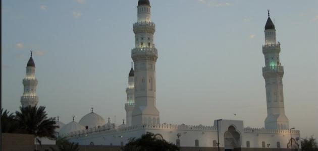 صورة جديد أجر الصلاة في مسجد قباء