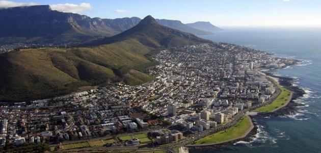 صورة جديد أين تقع جنوب أفريقيا