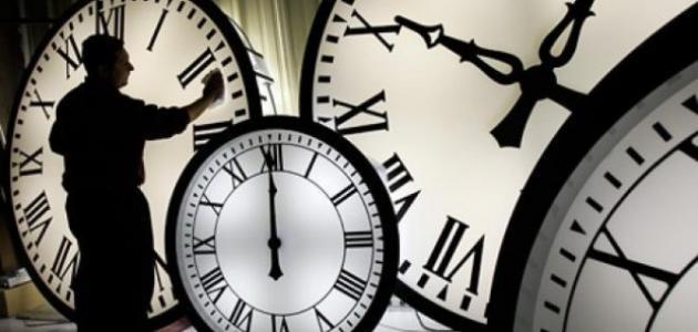 صورة جديد كيف تعمل الساعة