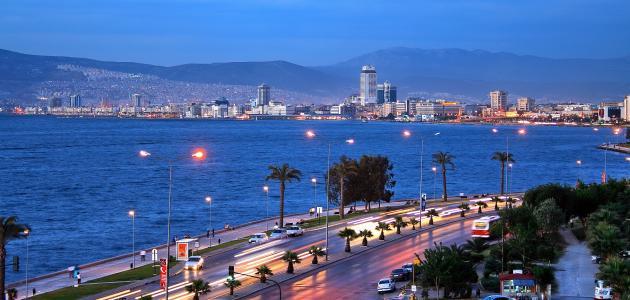 صورة جديد مدينة أزمير في تركيا