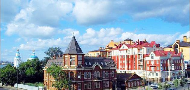 صورة جديد مدينة كازان في روسيا