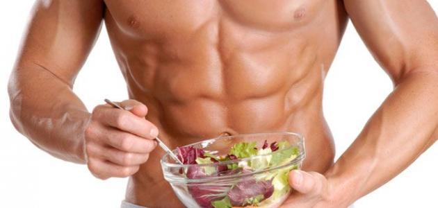 صورة جديد أفضل 10 أطعمة لبناء العضلات