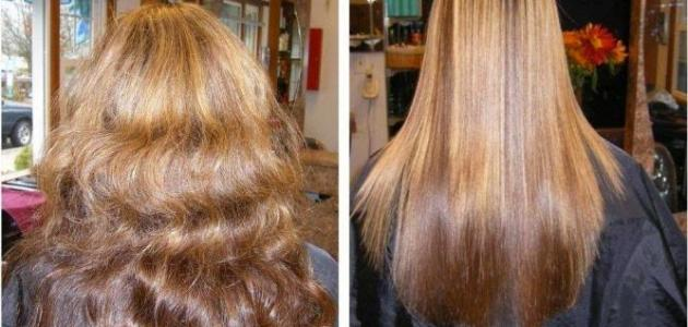 صورة جديد ما هو كيراتين الشعر