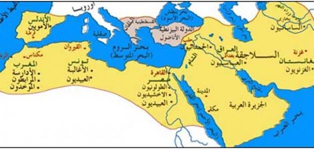 صورة جديد حدود الدولة العثمانية
