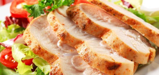 صورة جديد طريقة شوي صدور الدجاج بالشواية