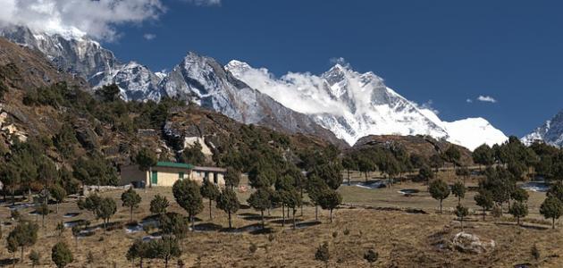 صورة جديد أين تقع نيبال