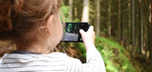 صورة جديد أضرار الهاتف على الأطفال