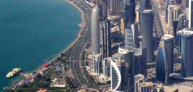 صورة جديد كم تبلغ مساحة قطر