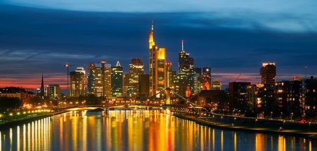 صورة جديد معلومات عن مدينة فرانكفورت