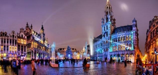 صورة جديد معلومات عامة عن بلجيكا