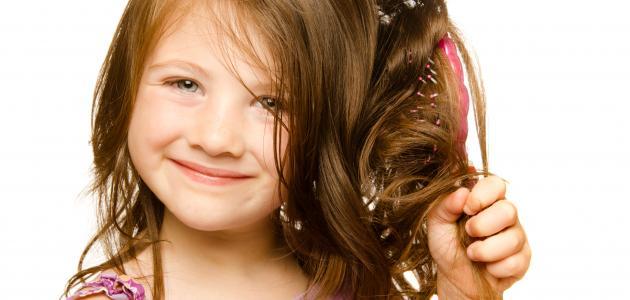 صورة جديد تكثيف شعر الأطفال
