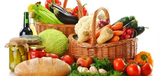 صورة جديد موضوع عن الصحة والغذاء