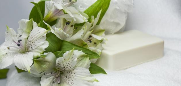 صورة جديد طريقة عمل صابون معطر للجسم