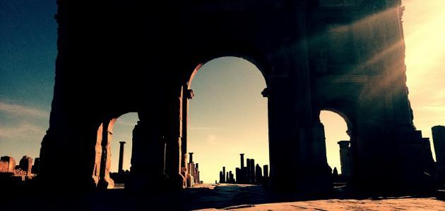 صورة جديد أهم المعالم الأثرية في الجزائر