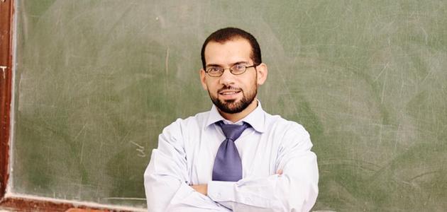 صورة جديد شعر عن المعلم