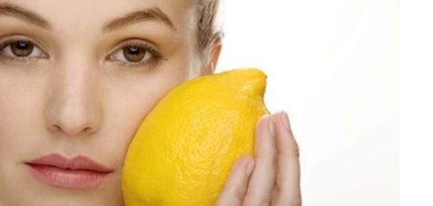 صورة جديد الليمون لآثار حب الشباب