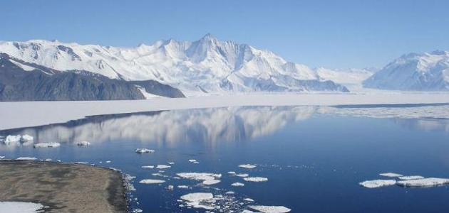 صورة جديد أين تقع قارة أنتاركتيكا