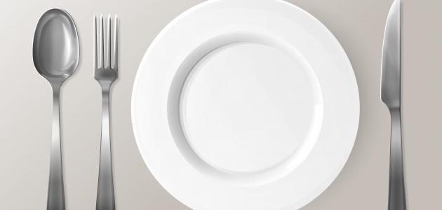 صورة جديد إتيكيت تقديم الطعام
