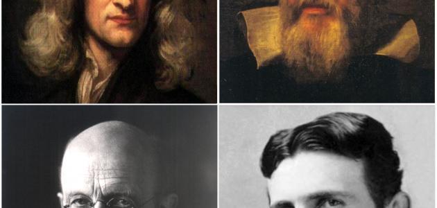 صورة جديد بحث عن تاريخ علماء لهم إسهامات في الميكانيكا