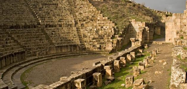 صورة جديد الآثار الرومانية في الجزائر