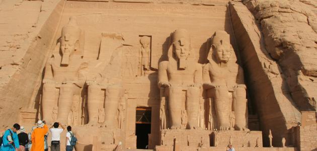 صورة جديد معالم مصر الأثرية