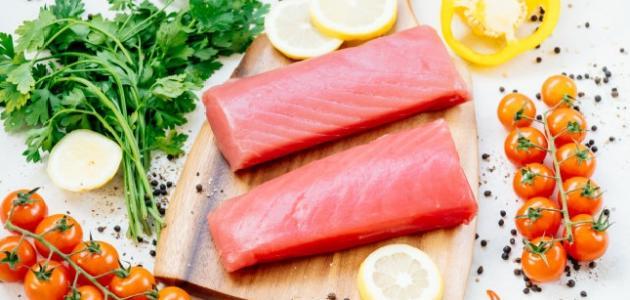 صورة جديد كيفية طبخ سمك التونة