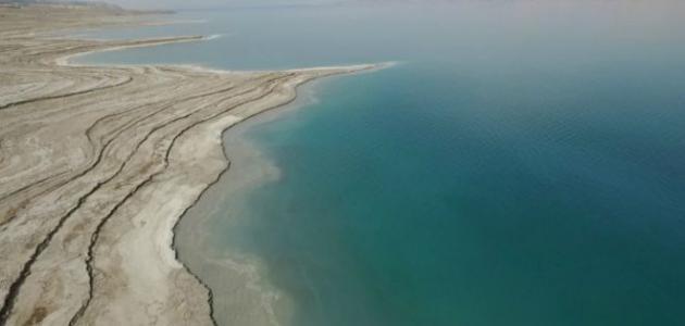 صورة جديد وصف البحر الميت