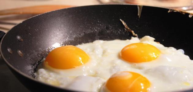 صورة جديد كيف أعمل بيض العيون