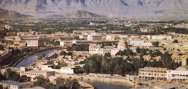 صورة جديد أين تقع مدينة كابول