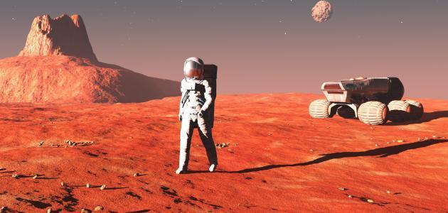 صورة جديد معلومات عن كوكب المريخ
