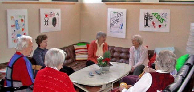 صورة جديد بحث عن رعاية المسنين