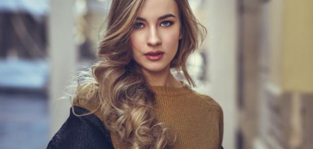 صورة جديد طريقة صبغ الشعر أشقر رمادي بالبيت