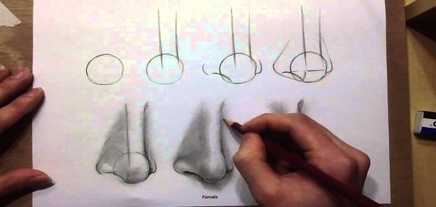 صورة جديد خطوات الرسم بالرصاص