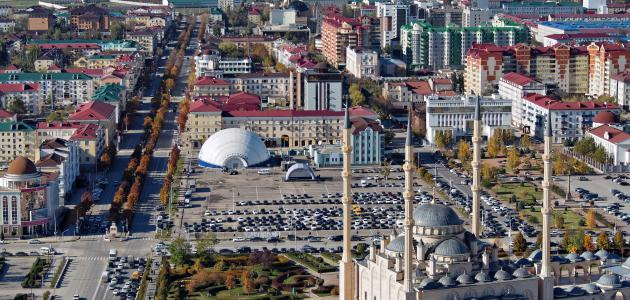 صورة جديد ما هي عاصمة الشيشان