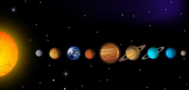 صورة جديد حجم الشمس بالنسبة للأرض