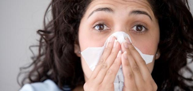 صورة جديد بحث حول مرض الزكام